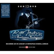 "BILL NELSON ""LIVE AT METROPOLIS STUDIOS 2011"" 2 CD+DVD NEUF"