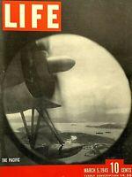LIFE MAGAZINE MARCH 5 1945