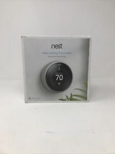 nest learning thermostat- P