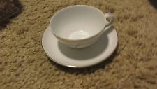 Kaysons Fine China 1961 Golden Rhapsody cup saucer set free shipping