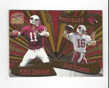 1997 Revolution Proteges #1 Kent Graham/Jake Plummer Cardinals
