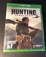 Hunting Simulator (XBOX ONE) NEW