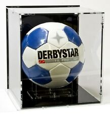 SORA Football Case with Ball-Stand, Black Base and Black Back-Panel