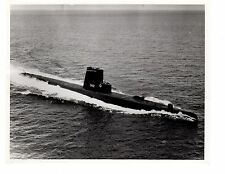 USS Chopper SS342 Submarine Official Navy Photograph 8x10 BW