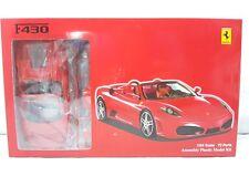 KIT DI MONTAGGIO IN PLASTICA FERRARI F430 SPIDER 1/24 FUJIMI RS-69 12266 2600
