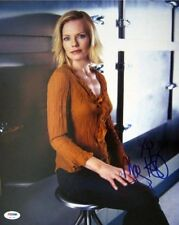 Marg Helgenberger Signed CSI Authentic Autographed 11x14 Photo PSA/DNA #K01302