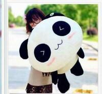 Kawaii Plush Doll Toy Animal Giant Panda Pillow Stuffed Bolster Gift 55CM !