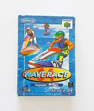 Game / Juego Wave Race 64 Nintendo 64 NTSC ¡¡Completo!! (Original) (Jap) (N64)