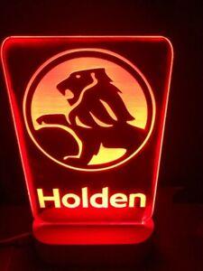 Customized Holden LED sign light 240mm x 140mm
