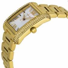 Michael Kors Emery Gold-tone White Dial Watch