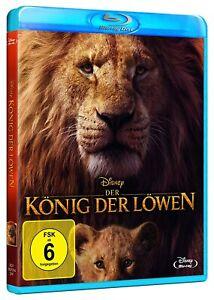 Der König der Löwen Blu-ray sehr gut