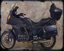 Bmw K1100Lt Se 94 1 A4 Metal Sign Motorbike Vintage Aged