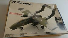 1/48 Testors OV-10A Bronco Plastic Model Kit