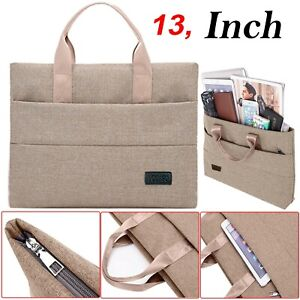 13 Inch Notebook Laptop Sleeve Bag Cover Case For Apple MacBook Air Pro UK