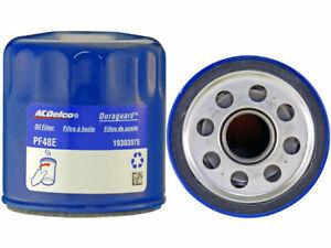 AC Delco Oil Filter fits Lincoln Blackwood 2002 5.4L V8 VIN: A FI 57SDZK