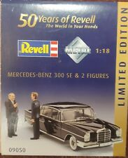 Revell Mercedes 300 SE  1/18 Erhard