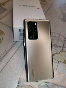 Huawei P40 Pro 5G - 256Go - Silver Frost (Désimlocké) (Double SIM)