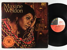 Maxine Weldon - Chilly Wind LP - Mainstream VG+