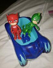 Pj Masks Lot Action Figure Frog Box 3 pieces