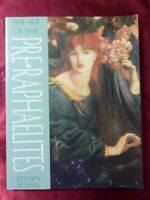 The Art Of The PRE-RAPHAELITES PB Book by Steven Adams (2004) ISBN 1845090918