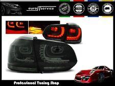 FEUX ARRIERE ENSEMBLE LDVW72 VW GOLF 6 2008 2009 2010 2011 201SMOKE LED