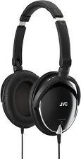 JVC HA-S600-B Around-the-Ear Foldable Headphones Japan F/S