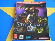 STARCRAFT 64 - STRATEGY GUIDE
