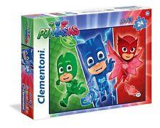 Pzl 24 Maxi 2 PJ Masks - Clementoni Interactive