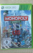 MONOPOLY STREETS - XBOX 360 - GAME - *GUTER ZUSTAND* - Xbox
