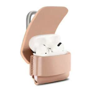 Airpods Pro Luxury Case Cover Cowhide Leather Apple Airpods Pro Bluetooth 2020