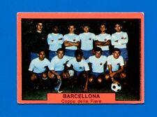 CALCIATORI Mira 1967-68 - Figurina-Sticker - BARCELLONA SQUADRA -New