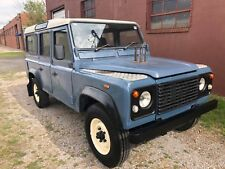 1980 Land Rover Defender County
