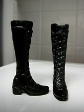 BARBIE DOLL CLOTHES/SHOES *MATTEL TALL BOOTS   *NEW*  #695