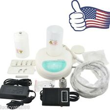 US Dental Piezo Ultrasonic Scaler Contained Water 2 Dosing Bottles + Foot Switch