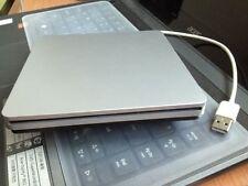 External USB DVD RW Drive Burner Slot In DVD Drive for Mac Book Air Pro iMac OS