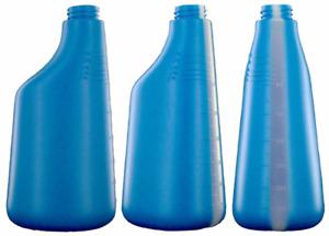 1000 ml DW Sprühkopf Blau Sprühaufsatz für Leerflasche Nachfüllflasche 600
