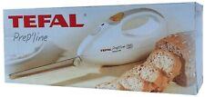 Tefal 8523.31 Elektrisches Messer Weiß/Greige,100 Watt,geeignet für Tiefkühl-Gut