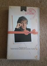 PAUL McCARTNEY - SPECIAL (VHS UK Video Cassette Tape) - rare