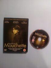Mouchette (DVD, 1967) PAL Region 2