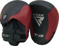 RDX Boxing Pads Training Focus Mitts MMA Hook & Jab Target Muay Thai Kickboxing