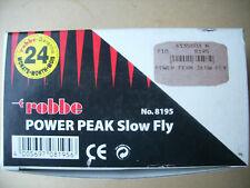 Robbe 8195 Power Peak Slow Fly Ladegerät 12 Volt