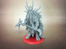 BUL'GAR SHAMAN PRINCE Hate Miniature AD&D Ogre Frostgrave Zombicide Mordheim C21