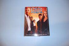 CSI: Miami - The Complete First Season (DVD, 2004, 7-Disc Set)