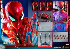 Marvel Spider-man Spider Armor MK IV Suit Action Figure