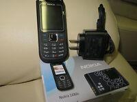 New Nokia 1680 classic - Black Mobile Phone, Unlocked, Camera