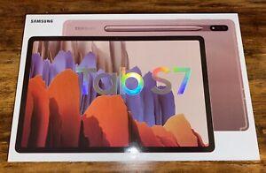Samsung Galaxy Tab S7 128GB Wi-Fi 11 in - Mystic Bronze SM-T870