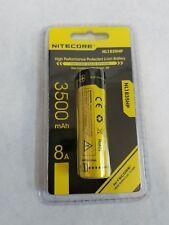 Nitecore NL1835HP High Performance 18650 3500mAh 3.6V 8A Protected Battery x1
