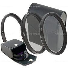 49mm UV Filter & ND 4 & CPL Polfilter Green.L für 49 mm Einschraubanschluss