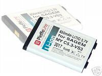 batteria li-ion per sagem MY C5-2v C5.3  VS3   NUOVA