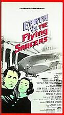 Earth Vs. the Flying Saucers (VHS, 1995)